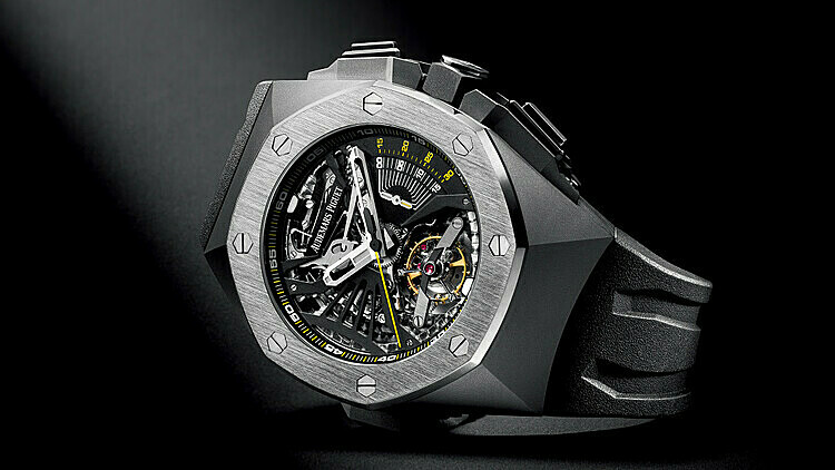 Chiếc đồng hồ đeo tay với tính năng điểm chuông Minute Repeater đầu tiên của Audemars Piguet ra mắt năm 1892