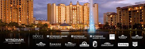 Dolce là thương hiệu khách sạn cao cấp nhất của Wyndham Wyndham Hotel Group.