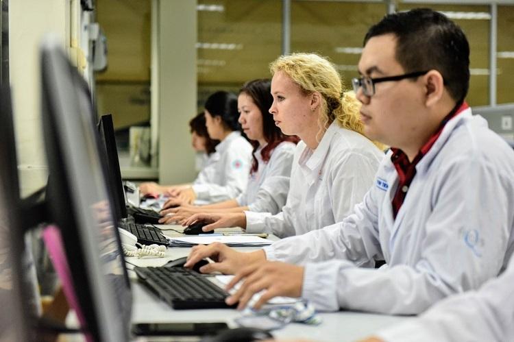 Cô Gái Hà Lan có đội ngũ quản lý chất lượng giàu kinh nghiệm, đưa những quy chuẩn an toàn cho sản phẩm.