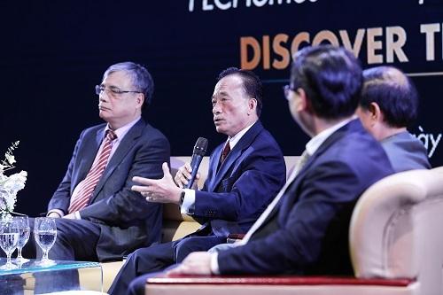 Các chuyên gia và nhà đầu tư tọa đàm về tiềm năng và cơ hội đầu tư tại FLCHomes