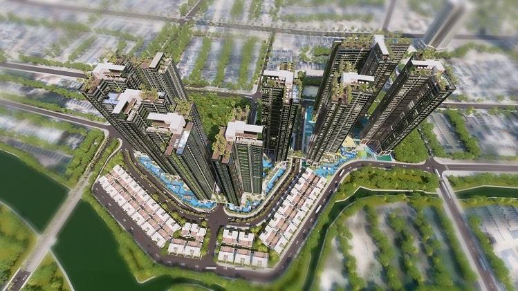 Dự án Sunshine City Sài Gòn.