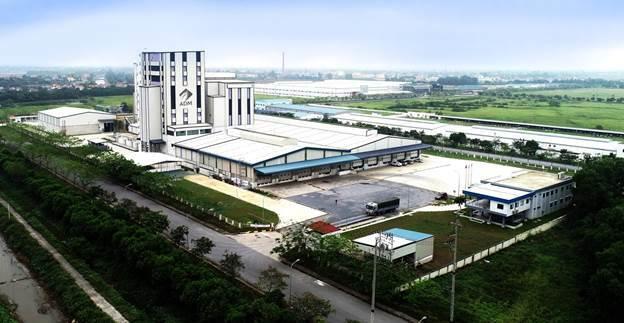 Nhà máy Sản xuất Thức ăn Chăn nuôi ADM Hoà Mạc trang bị nhiều công nghệ hiện đại, dẫn đầu Việt Nam.