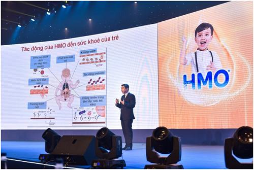 HMO trong Optimum Gold 4 được coi là dưỡng chất vàng cho hệ tiêu hóa, nhập khẩu từ hãng DuPont (Mỹ).