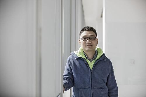 Nhà sáng lập kiêm CEO Pinduoduo Colin Huang. Ảnh:Bloomberg