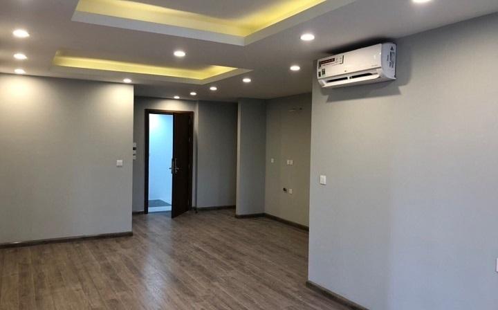 Không gian căn hộ bố trí rộng thoáng, phù hợp ở lẫn cho thuê.