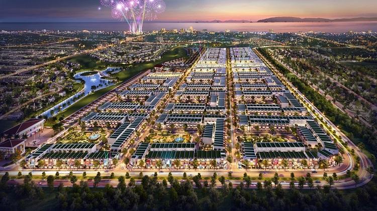 Phối cảnh khu nhà Mọi thông tin chi tiết về dự án nhà phố biển Para Grus, quý khách vui lòng liên hệ website https://paragrus.vn/ hoặc hotline: 0901.8888.02