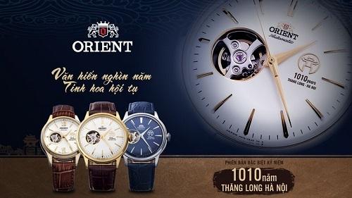 Phiên bản Orient 1010 cho riêng thị trường Việt Namcó tên gọi Văn hiến nghìn năm, tinh hoa hội tụ.