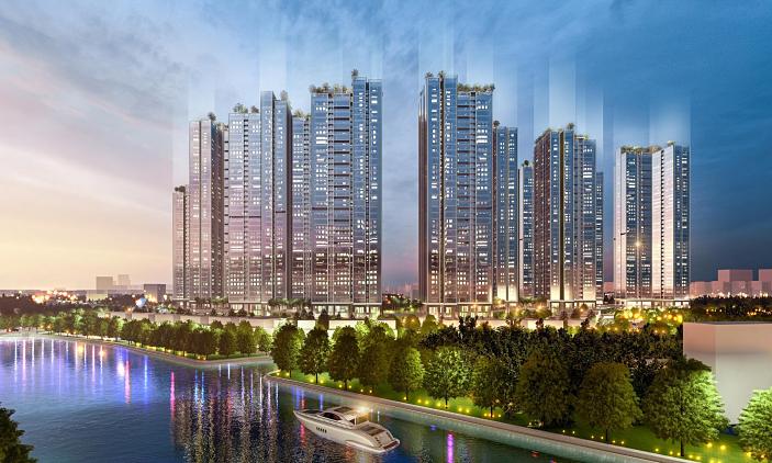 Thị trường căn hộ TP HCM dự báo sôi động cuối năm
