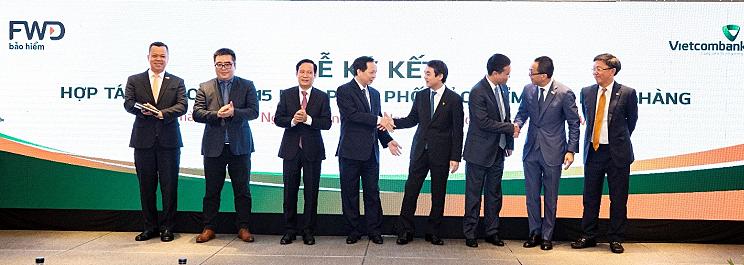Lễ ký kết hợp tác diễn ra vào ngày 12/11 tại TP HCM.