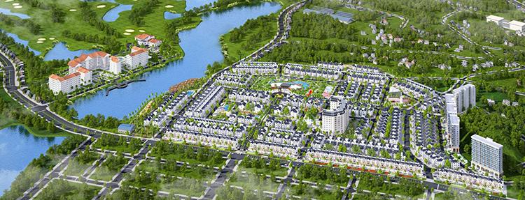 Phối cảnh Times Garden Vĩnh Yên Residences – Khu đô thị kiểu mẫu khép kín đầu tiên tại Vĩnh Yên mang đến phong cách sống như nghỉ dưỡng.
