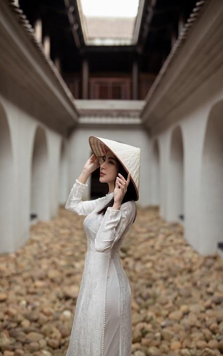 Theo Hoa hậu Áo dài 2019,thời gian tới côtiếp tục bận rộn với những dự án kinh doanh mới nhưmở thêm cơ sở thẩm mỹ ở thành phố Đà Nẵng.