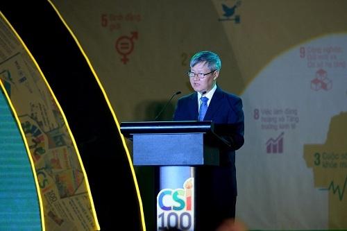 ông Võ Tân Thành, Phó Chủ tịch VCCI