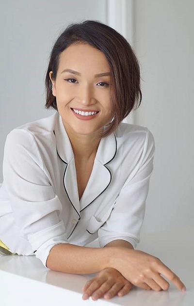 Trần Lê Thu Giang, chủ kênh Giang Ơi với hơn một triệu người theo dõi trên Youtube.