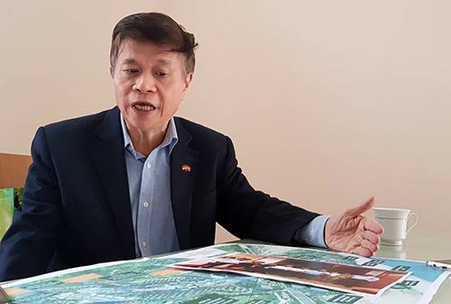 Nhà sáng lập xúc xích Đức Việt đầu tư 600 tỷ vào Cocobay