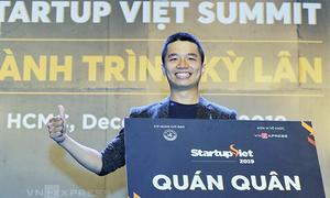 Viec.Co đoạt giải quán quân Startup Việt 2019