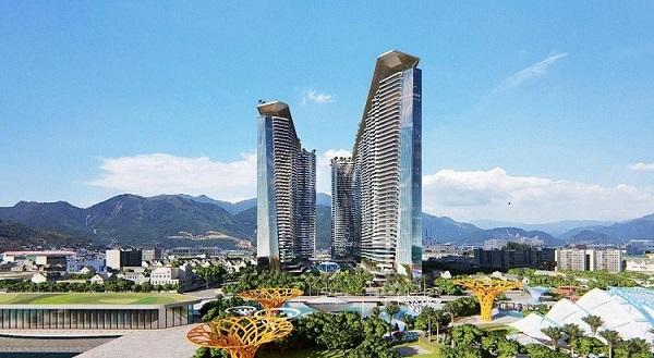 Hai đại diện tiêu biểu cho dòng bất động sản nghỉ dưỡng nội đô Sunshine Premier cao cấp là Sunshine Empire và Sunshine Dragon Twins Tower. Điểm nhấn của dòng sản phẩm này phát triển theo quy mô tổ hợp với tháp tài chính, văn phòng, khách sạn, trung tâm thương mại quốc tế tại các vị trí đắc địa của các thành phố lớn. Dự án sẽ được vận hành bài bản bởi các thương hiệu quản lý hàng đầu thế giới cùng với hệ thống tiện ích tiêu chuẩn resort.Với dòng sản phẩm nghỉ dưỡng Sunshine Marina, Sunshine Group sẽ phát triển các dự án : Sunshine Marina Nha Trang Bay, Sunshine Diamond Bay (vốn đầu tư 120.000 tỷ đồng), Sunshine Marina Hạ Long Bay, Sunshine Marina Hội An. Tất cả đều các tổ hợp dự án ven biển, phát triển theo Integrated Resort (IR) - mô hình quần thể nghỉ dưỡng phức hợp được yêu thích trên thế giới với các hoạt động du lịch, vui chơi, giải trí cao cấp.