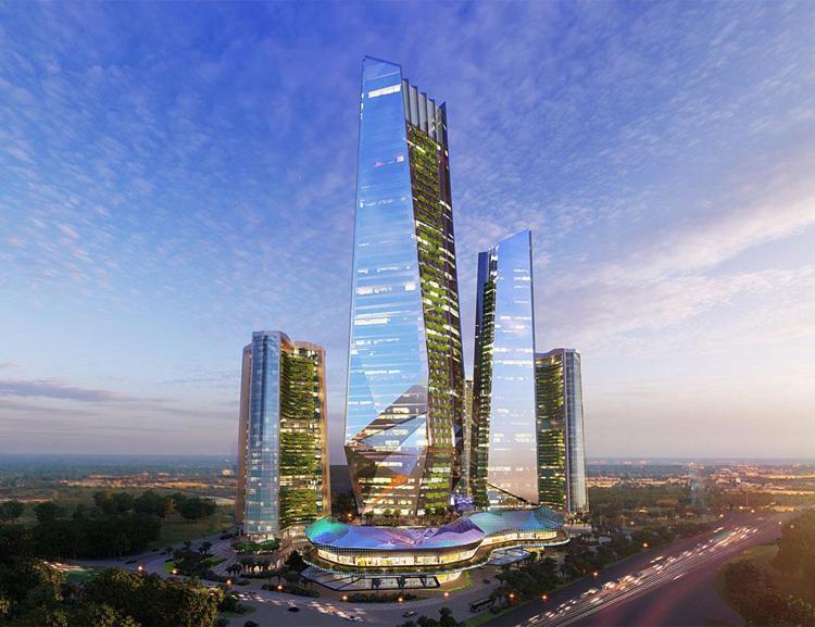 Hai đại diện tiêu biểu cho dòng bất động sản nghỉ dưỡng nội đô Sunshine Premier cao cấp là Sunshine Empire và Sunshine Dragon Twins Tower. Điểm nhấn của dòng sản phẩm này phát triển theo quy mô tổ hợp với tháp tài chính, văn phòng, khách sạn, trung tâm thương mại quốc tế tại các vị trí đắc địa của các thành phố lớn. Dự án sẽ được vận hành bài bản bởi các thương hiệu quản lý hàng đầu thế giới cùng với hệ thống tiện ích tiêu chuẩn resort.
