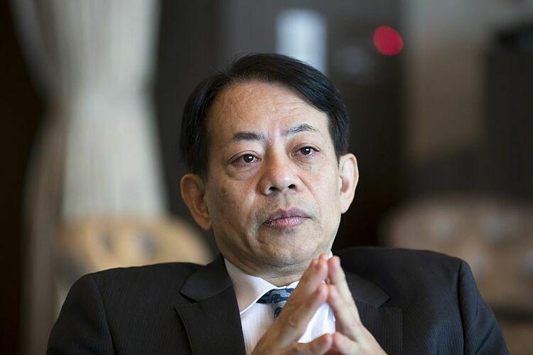 Ông Masatsugu Asakawa được bầu làm tân Chủ tịch ADB. Ảnh: Bloomberg