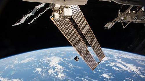 Vệ tinh DIWATA-1 của Philippines. Ảnh: NASA