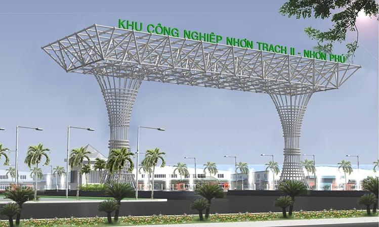Khu công nghiệp Nhơn Trạch II - Nhơn Phú.