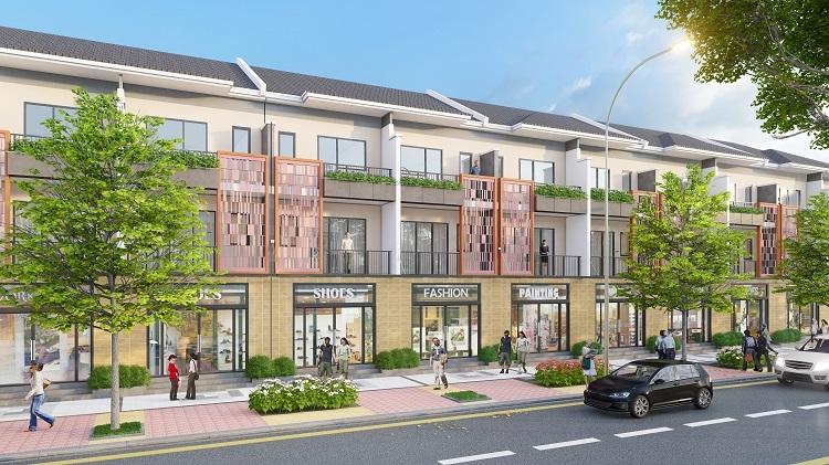 VSIP sắp ra mắt sản phẩm nhà phố liên kế và nhà phố thương mại trong giai đoạn một. Hotline: 0931 993 899.