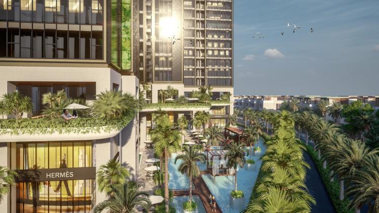 Theo đại diện chủ đầu tư, thiết kế này đảm bảo tất cả các căn hộ tại Sunshine City Sài Gòn đều đảm bảo tính riêng tư, yên tĩnh, sở hữu tầm nhìn đẹp, không góc chết. Ánh sáng, khí tươi luân chuyển thường xuyên, tránh tình trạng bí bách, đại diện Sunshine Group nói.