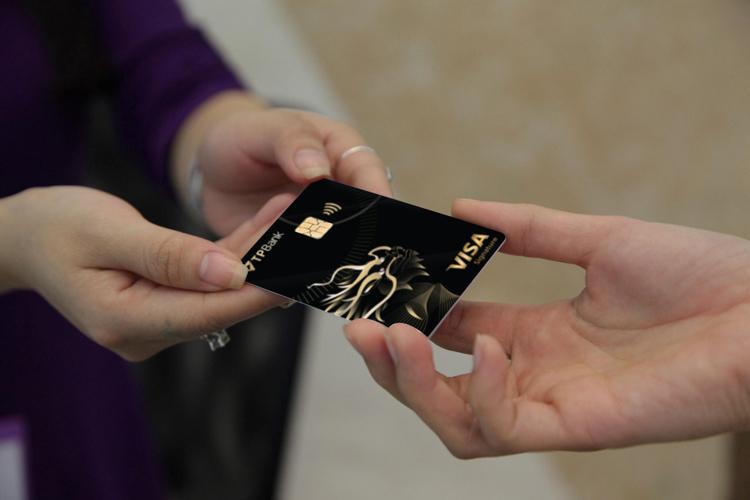 Thẻ TPBank Visa Signature.