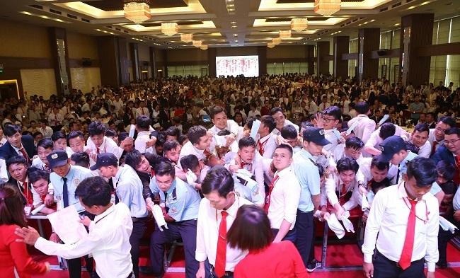 2.000 khách hàng tham dự đợt mở bán dự án hôm ...
