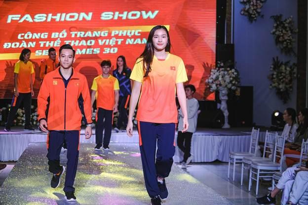 Rầm rộ công bố Trang phục tham dự SeaGames 30 của Đoàn thể thao Việt Nam (xin bài edit) - 5