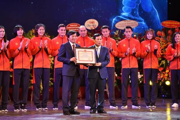 Rầm rộ công bố Trang phục tham dự SeaGames 30 của Đoàn thể thao Việt Nam (xin bài edit) - 8
