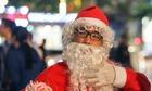 Dịch vụ ông già Noel vào mùa 'hốt bạc'