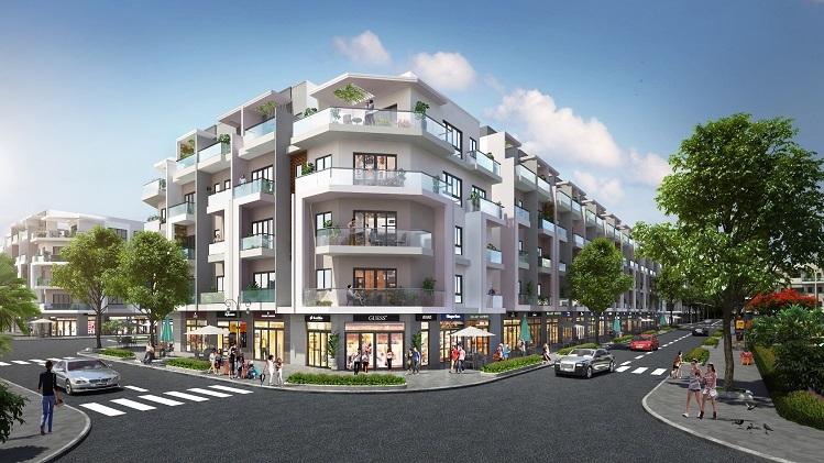 Him Lam Green Park cung cấp lượng sản phẩm lớn cho thị trường bất động sản Bắc Ninh.