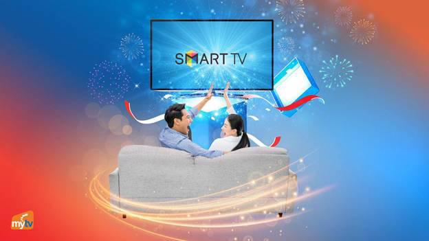 Chương trình khuyến mãi mừng xuân của MyTV.