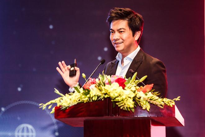 Ông James Dong - Tổng Giám đốc Lazada Việt Nam.