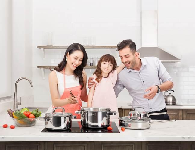 Những sản phẩm từ Elmich đem lại cảm hứng trong căn bếp.