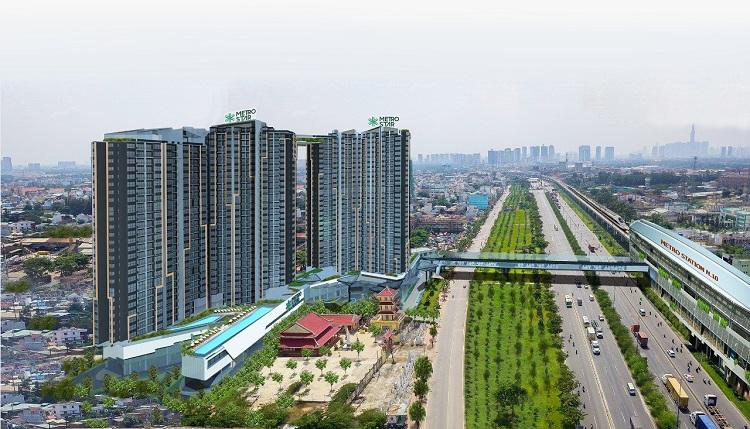 Đông đảo khách hàng tìm hiểu và đặt giữ chỗ dự án căn hộ Metro Star.