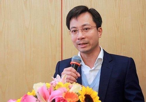 Ông Trần Duy Đông - Vụ trưởng Vụ Thị trường trong nước (Bộ Công Thương). Ảnh: MOIT