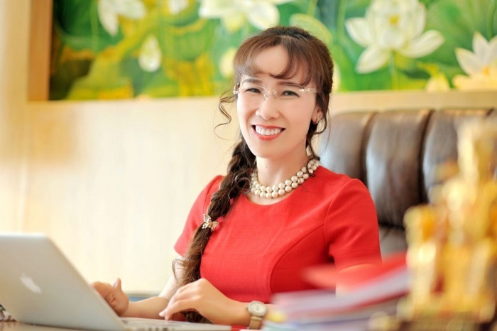 Tỷ phú Nguyễn Thị Phương Thảo - CEO Vietjet.