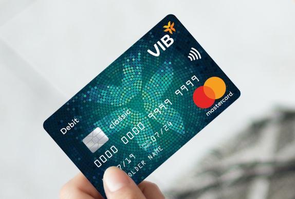 Thẻ IDC của VIB.