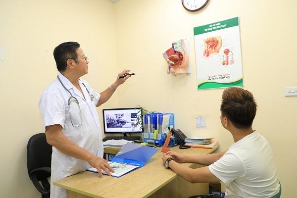 đội ngũ bác sĩ đều được đào tạo chuyên sâu, có tay nghề cao và kinh nghiệm khám chữa bệnh dày dạn