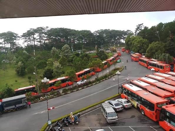 Phương Trang tăng cường tuyến Sài Gòn - Đà Lạt.