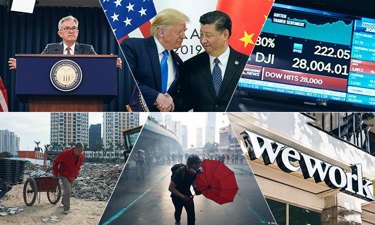 Những biến động của kinh tế thế giới 2019