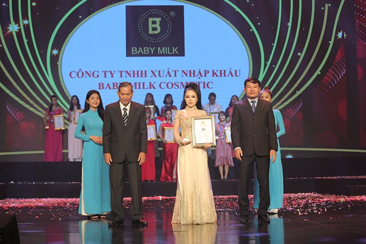 Baby Milk Cosmetic
