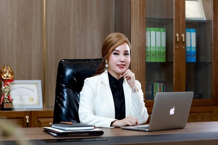 Nữ CEO Nguyễn Thị Ánh.