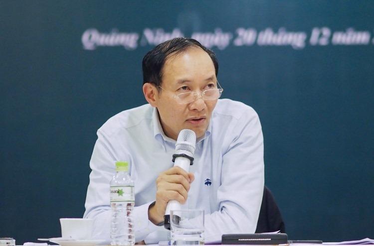Ông Phạm Hồng Sơn, Phó chủ tịch Ủy ban chứng khoán Nhà nước. Ảnh: Minh Sơn