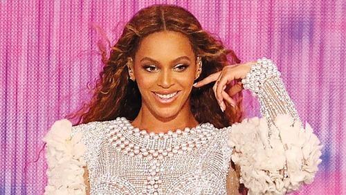 Siêu sao, nhà sản xuất phim, nhà thiết kế, CEO Parkwood Entertainment Beyoncé. Ảnh: Raven Varona