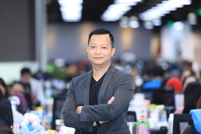 Ông Trần Ngọc Thái Sơn - nhà sáng lập kiêm Chủ tịch HĐQT Tiki.
