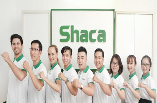 Đội ngũ Shaca luôn đồng hành cùng khách hàng.
