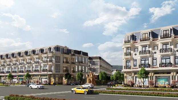 Kỳ Co Gateway, một trong các dự án đang chào bán tại thị trường Quy Nhơn.