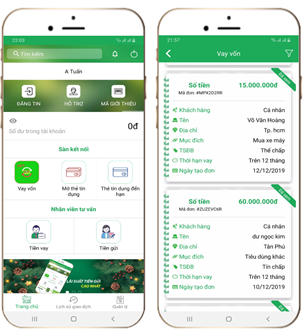 BodyKhách hàng có nhu cầu vay vốn, mở thẻ tín dụng; nhân viên ngân hàng, công ty tài chính, nhà đầu tư có nhu cầu quảng bá, tiếp thị hình ảnh, dịch vụ đều có thể sử dụng chung 01 app Shaca để đáp ứng nhu cầu của mình.Sau khi loạt vào Top 15 dự án trong cuộc thi Starup Việt 2018 do Vnexpress tổ chức, Shaca đã luôn vận động và hoàn thiện mô hình kinh doanh của mình để bám sát nhu cầu của thị trường. Thông qua kinh nghiệm thực tế trong quá trình hoạt động cùng với các tư vấn của các Chuyên gia trong lĩnh vực Ngân hàng hàng đầu tại Việt Nam, Shaca đang từng bước biến tham vọng trở thành Ngân hàng số hàng đầu tại Việt Nam thành hiện thực.Đội ngũ Shaca – Luôn đồng hành cùng Khách hàngVới phiên bản 2.0, Shaca định hướng trở thành Sàn kết nối mọi nhu cầu tài chính, trung gian kết nối Khách hàng (Bao gồm Khách hàng cá nhân, Khách hàng doanh nghiệp) có nhu cầu sử dụng dịch vụ tài chính (Cho vay, mở thẻ tín dụng) với Nhân viên Ngân hàng, Nhà đầu tư thông qua ứng dụng Shaca nhằm mang lại cho Khách hàng những tiện ích tốt nhất, nhanh nhất với chi phí rẻ nhất.Shaca cung cấp 02 mảng dịch vụ chính:Sàn kết nối: Kết nối nhu cầu tài chính của Khách hàng đến Người cung cấp dịch vụ.Thông qua Sàn kết nối, Khách hàng có nhu cầu vay vốn, mở thẻ tín dụng sẽ được kết nối trược tiếp ngay lập tức với người cho vay qua 03 bước cực kỳ đơn giản là: Đăng ký tài khoản, Đăng tin và sau đó chờ Người cho vay xét duyệt hồ sơ mà thôi. Tất cả hoàn toàn miễn phí.Nhân viên tư vấn: Kênh tiếp thị trực tiếp của Nhà đầu tư, Nhân viên ngân hàng, Công ty tài chính.Đây là kênh tiếp thị hiệu quả giành cho Tư vấn viên. Tại đây, Tư vấn viên sẽ truyền thông những chương trình khuyến mãi, ưu đãi dịch vụ thông qua việc Đăng tin tư vấn của mình.Quy trình sử dụng App Shaca rất đơn giản, Khách hàng chỉ cần tải ứng dụng Shaca tại CHplay hoặc App Store, Đăng ký tài khoản và Đăng tin theo nhu cầu của mình.Ứng dụng Shaca với giao diện thân thiện thông minh, dễ dàng sử dụngShaca hiện nay đang là Ứng dụng duy nhất trên thị trườ